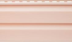 Панель виниловая Альта-Сайдинг земляничная, 3,66